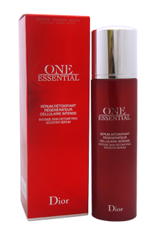 One Essential Intense Skin Detoxifying Booster Serum for Unisex - 2.5 oz Serum