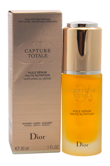 Christian Dior Capture Totale Nurturing Oil-Serum 1oz