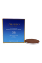 UV Protective Compact Foundation (Refill) Broad Spectrum SPF 36 - Dark Beige by Shiseido for Unisex - 0.42 oz Sunscreen