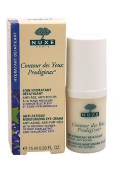 Contour des Yeux Prodigieux Anti-Fatigue Moisturizing Eye Cream by Nuxe for Unisex - 0.5 oz Cream