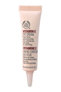 Vitamin E Eye Cream by The Body Shop for Unisex - 0.5 oz Eye Cream