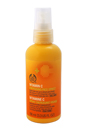 Vitamin C Energising Face Spritz by The Body Shop for Unisex - 3.3 oz Mist