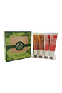 Handcare Cream Collection Travel Exclusive by The Body Shop for Unisex - 4 Pc Kit 2 x 1oz Almond, 2 x 1oz Wild Rose