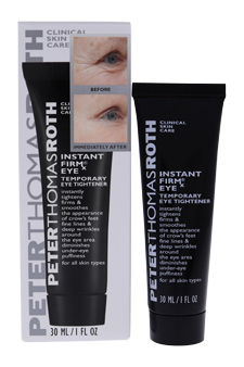 Instant Firmx Temporary Eye Tightener by Peter Thomas Roth for Unisex - 1 oz Cream