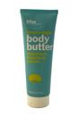 Lemon + Sage Body Butter Maximum Moisture Cream by Bliss for Unisex - 6.7 oz Cream