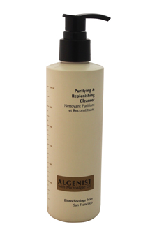 Purifying & Replenishing Cleanser by Algenist for Unisex - 8 oz Cleanser