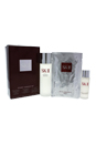 Pitera Essence Set by SK-II for Unisex - 3 Pc Kit 1oz Facial Treatment Clear Lotion, 2.5oz Skin Balancing Essence, 1 Pc Facial Tratment Mask