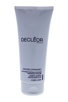 Aroma Dynamic Refreshing Toning Gel by Decleor for Unisex - 6.7 oz Gel (Salon Size)