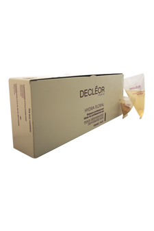 Hydra Floral Mask For Dehydrated Skin by Decleor for Unisex - 10 Pc Kit 5 x 2oz Flower Syrup, 5 x 0.14oz Fruit Powder