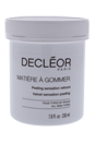 Velvet Sensation Peeling For All Skin Types by Decleor for Unisex - 8.4 oz Velvet Cream (Salon Size)