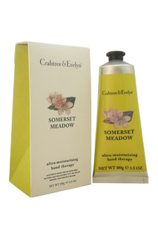 Somerset Meadow Ultra-Moisturising Hand Therapy by Crabtree & Evelyn for Unisex - 3.5 oz Hand Cream