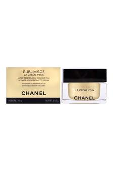 Sublimage La Creme Yeux Ultimate Regeneration Eye Cream by Chanel for Unisex - 0.5 oz Cream
