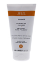 Micro Polish Cleanser by REN for Unisex - 5 oz Cleanser