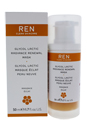 Glycol Lactic Radiance Renewal Mask by REN for Unisex - 1.7 oz Mask
