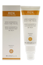 Wake Wonderful Night-Time Facial by REN for Unisex - 1.4 oz Treatment