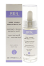 Keep Young and Beautiful Instant Firming Beauty Shot by REN for Unisex - 1 oz Gel & Serum