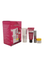 Ageless Essentials Kit by Strivectin for Unisex - 4 Pc Kit 0.25oz Advanced Retinol Concentrated Serum, 1oz SD Advanced Intensive Concentrated For Wrinkles & Stretch Marks, 1.1oz Advanced Retinol Night Treatment, 0.25oz TL Advanced Tightening Neck Cream