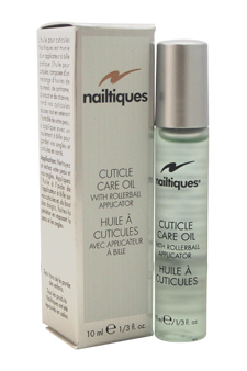 Nailtiques Cuticle Care Oil with Rollerball Applicator by Nailtiques for Unisex - 0.33 oz Manicure