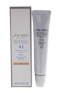 Urban Environment Tinted UV Protector Broad Spectrum SPF 43 - # 2 For Face by Shiseido for Unisex - 1.1 oz Sunscreen