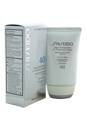 Urban Environment UV Protection Cream Broad Spectrum SPF 40 For Face by Shiseido for Unisex - 1.9 oz Sunscreen