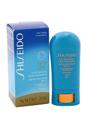 Sun Protection Stick Foundation SPF37 by Shiseido for Unisex - 0.31 oz Foundation