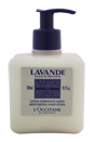 Lavender Moisturizing Hand Lotion by L'Occitane for Unisex - 10.1 oz Hand Lotion