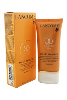 Soleil Bronzer Protective Cream SPF 30 by Lancome for Unisex - 1.69 oz Cream
