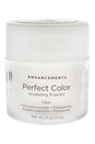 Perfect Color Sculpting Powder - Clear by CND for Unisex - 0.8 oz Nail Care