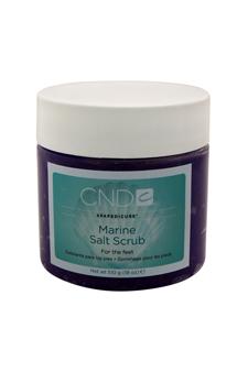 Spapedicure Marine Salt Scrub by CND for Unisex - 18 oz Scrub