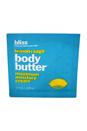 Lemon + Sage Body Butter Maximum Moisture Cream by Bliss for Unisex - 0.23 oz Cream