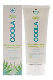ER+ Radical Recovery After-Sun Lotion by Coola for Unisex - 6 oz Moisturizer