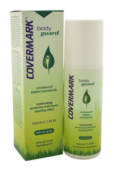 Body Guard Moisturizing Protective With Insect Repelling Effect Natural Spray