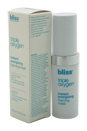 Triple Oxygen Instant Energizing Foaming Mask by Bliss for Unisex - 0.5 oz Mask