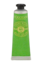 Shea Butter Zesty Lime Hand Cream by L'Occitane for Unisex - 1 oz Hand Cream