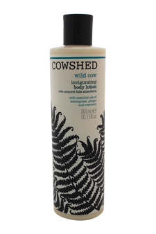 Wild Cow Invigorating Body Lotion by Cowshed for Unisex - 10.15 oz Body Lotion