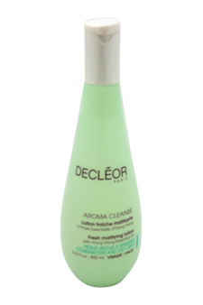 Aroma Cleanse Fresh Mattifying Lotion by Decleor for Unisex - 13.5 oz Lotion
