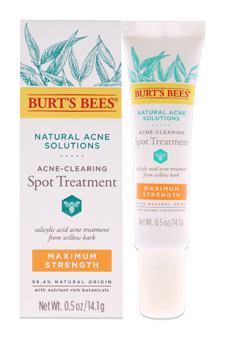Burt's Bees Natural Acne Solutions Spot Treatment Cream 0.5 oz