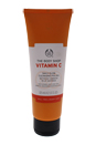 Vitamin C Daily Glow Cleansing Polish by The Body Shop for Unisex - 4.2 oz Cleanser