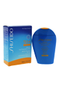 Ultimate Sun Protection Lotion SPF 50+ WetForce by Shiseido for Unisex - 3.3 oz Sunscreen