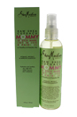 Raw Shea & Cupuacu Daily Defense Body Oil by Shea Moisture for Unisex - 4.2 oz Oil