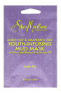 Kukui Nut & Grapeseed Oils Youth-Infusing Mud Mask by Shea Moisture for Unisex - 0.5 oz Mask
