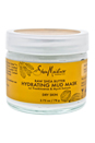 Raw Shea Butter Hydrating Mud Mask by Shea Moisture for Unisex - 2.75 oz Mask