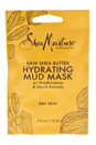Raw Shea Butter Hydrating Mud Mask by Shea Moisture for Unisex - 0.5 oz Mask