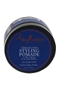 Three Butters Styling Pomade Control Shape & Shine by Shea Moisture for Unisex - 4 oz Pomade
