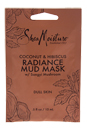 Coconut & Hibiscus Radiance Mud Mask by Shea Moisture for Unisex - 0.5 oz Mask