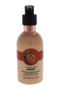 Mango Softening Whipped Lotion by The Body Shop for Unisex - 8.4 oz Lotion