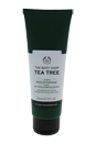 Tea Tree 3-in-1 Wash.Scrub.Mask by The Body Shop for Unisex - 4.2 oz Mask