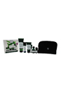 Tea Tree Anti-Blemish Kit by The Body Shop for Unisex - 6 Pc kit 0.33oz Tea Tree Oil, 0.67 oz Jumbo Tea Treeoil 1.69 Mattifyng Lotion 3.3 oz Squeaky clean scrub 1.0 oz Night Lotion 0.08 oz Targeted Gel