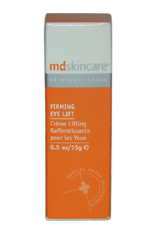 Firming Eye Lift Cream by MD Skincare for Women - 0.5 oz Cream