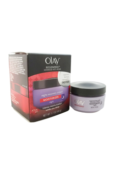 Regenerist Night Recovery Cream by Olay for Women - 1.7 oz Cream